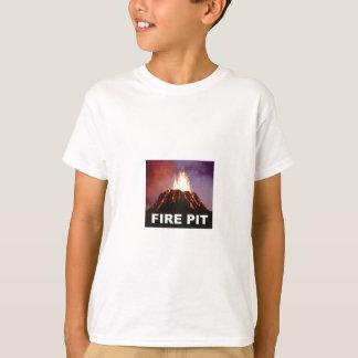 fire pit art T-Shirt