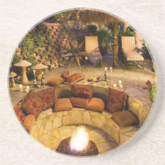 Fire Pit Coaster