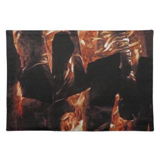 Fire Place Mats