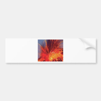 fire pop bumper sticker
