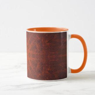 Fire Power Scarlet Mug