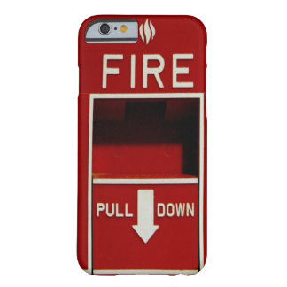Fire Pull Station iPhone 6 case