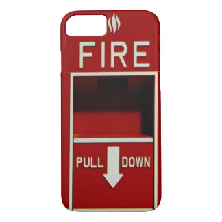 Fire Pull Station iPhone 7 case