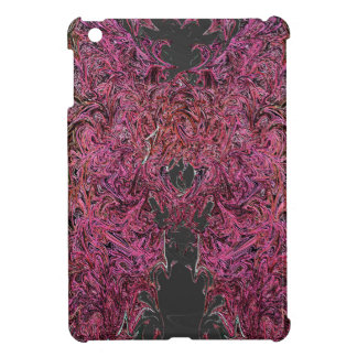 Fire reflections iPad mini cover