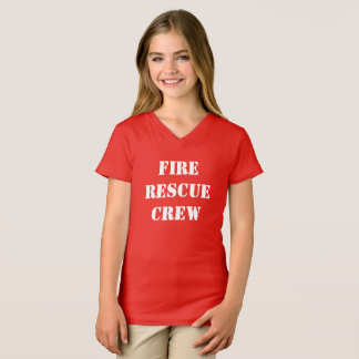 Fire Rescue Crew T-Shirt