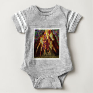 Fire Rooster 2017 Baby Bodysuit