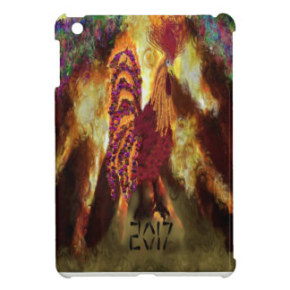 Fire Rooster 2017 iPad Mini Case