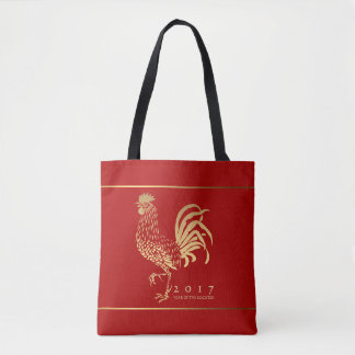 Fire Rooster New Year 2017 Bag 1