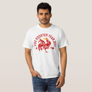 FIRE ROOSTER YEAR 2017 ..png T-Shirt