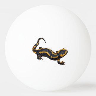 Fire Salamander Ping Pong Ball