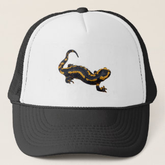 Fire Salamander Trucker Hat