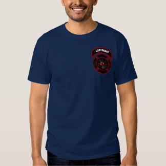 Fire Shirt - Lieutenant (Red Helmet)