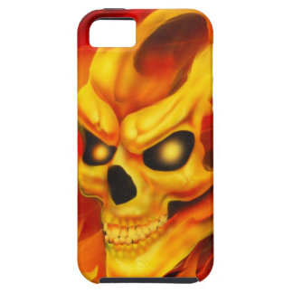 Fire Skull-Mate Case