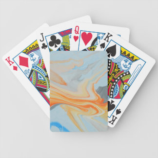 Fire Spear Bicycle Playing Cards