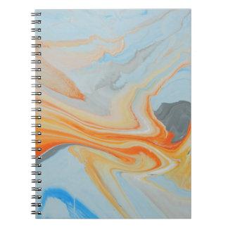 Fire Spear Notebook