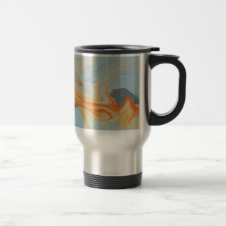 Fire Spear Travel Mug