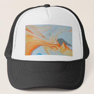 Fire Spear Trucker Hat