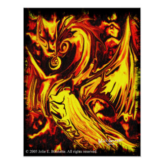 Fire Spirit Print