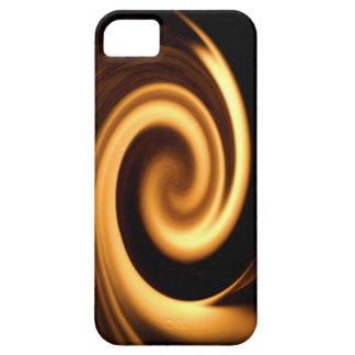 Fire Swirl iPhone 5 Cases