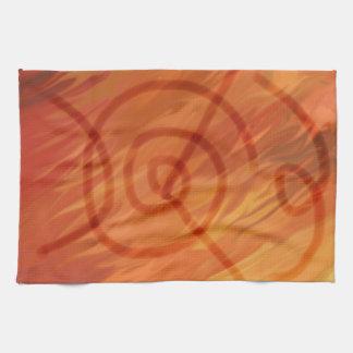 Fire Totem Towel