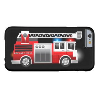Fire truck barely there iPhone 6 case