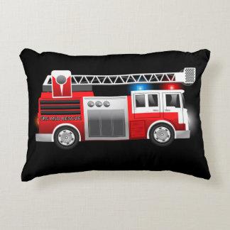 Fire Truck Pillows - Fire Truck Throw Pillows Zazzle