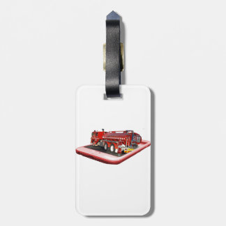Fire Truck On Speed Dial, Luggage Tag