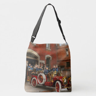 Fire Truck - The flying squadron 1911 Crossbody Bag