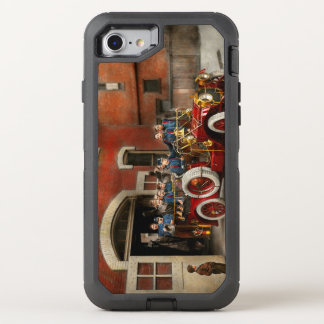 Fire Truck - The flying squadron 1911 OtterBox Defender iPhone 8/7 Case