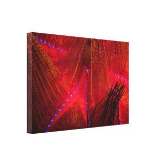 Fire Urchin Canvas