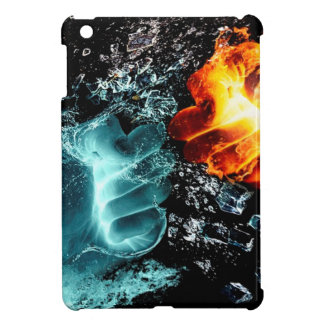 Fire Vs Water Cover For The iPad Mini