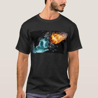 Fire Vs Water T-Shirt