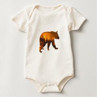 Fire Walker Baby Bodysuit