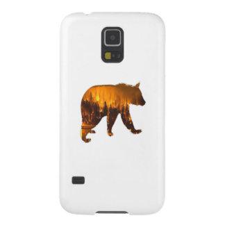 Fire Walker Galaxy S5 Cases
