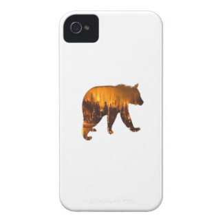 Fire Walker iPhone 4 Cover