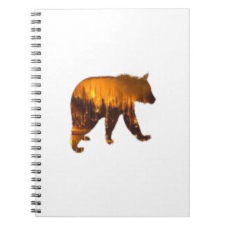 Fire Walker Notebook