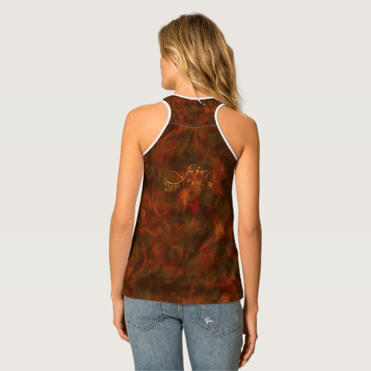 Fire Whisperer Tank Top