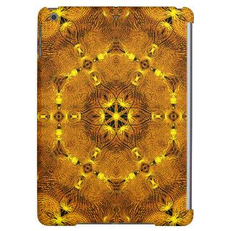 Fire Wings Mandala Case For iPad Air