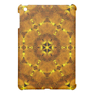 Fire Wings Mandala iPad Mini Cover