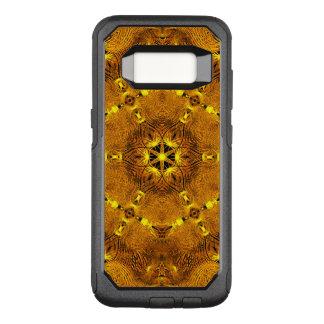 Fire Wings Mandala OtterBox Commuter Samsung Galaxy S8 Case