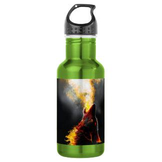 Fire wolf 532 ml water bottle