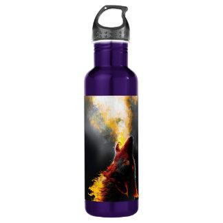 Fire wolf 710 ml water bottle
