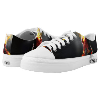 Fire wolf Low-Top sneakers