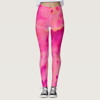 Fire zodiac star sign leggings