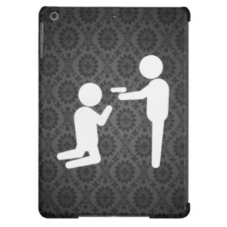 Firearm Criminals Minimal Cover For iPad Air