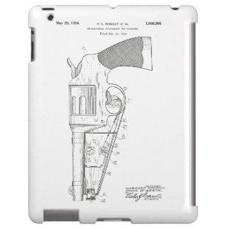 Firearms attachment patent - circa 1934
