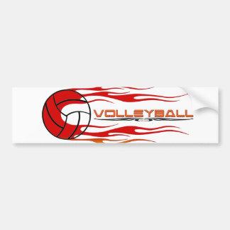 Fireball Bumper Sticker