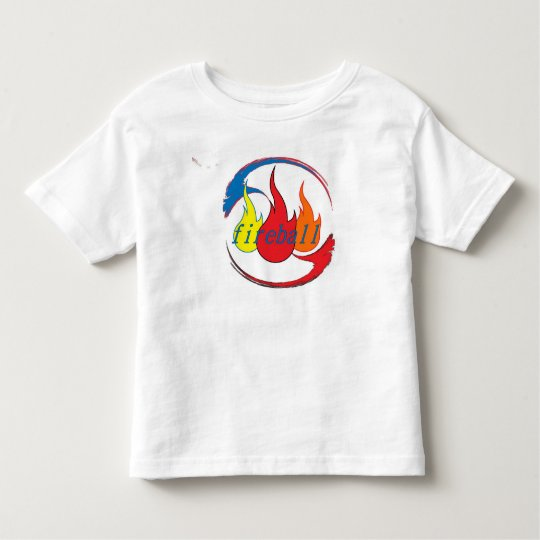 Fireball Toddler T-shirt