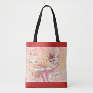 Firebird - Catch me if you can Tote Bag