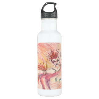 Firebird - Catch me if you can. Water bottle